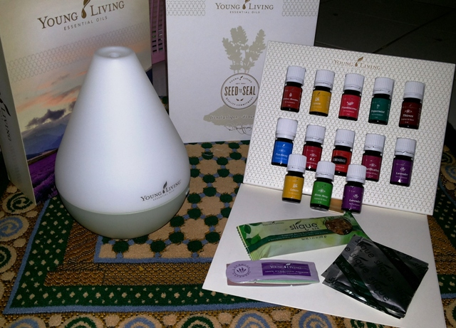Sepaket Essential Oil Young Living