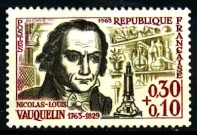 France 1963 Louis Nicolas Vauquelin, French pharmacist and chemist (d. 1829)
