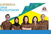 Open Recruitment PT. HM Sampoerna Tbk (Sampoerna Career)