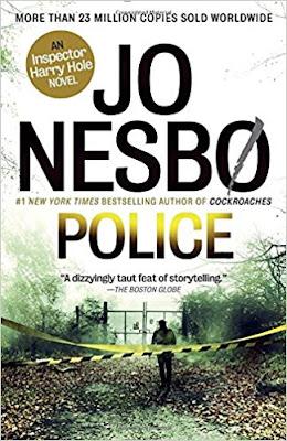 Police by Jo Nesbo (book cover)