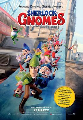 Sherlock Gnomes, análise