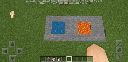 Hố sâu chỉ trong Minecraft cũng có thể do chính bạn làm ra rồi lại vô tình bận bịu phải
