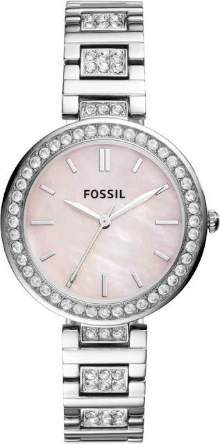 Fossil BQ3182 Karli Analog Watch