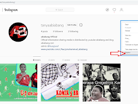 Cara Posting Foto Instagram dari PC | Laptop | Chrome browser