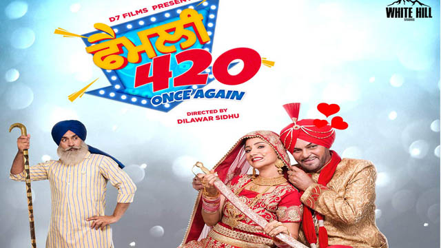 Family 420 Once Again (2019) Punjabi Movie 720p BluRay Download