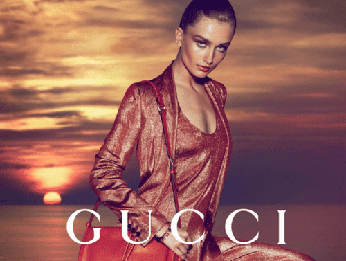 Gucci a brand of Kering