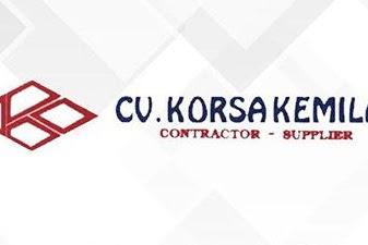 Lowongan CV. Korsa Kemilau Pekanbaru Agustus 2019