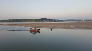 Padstow to Rock water taxi