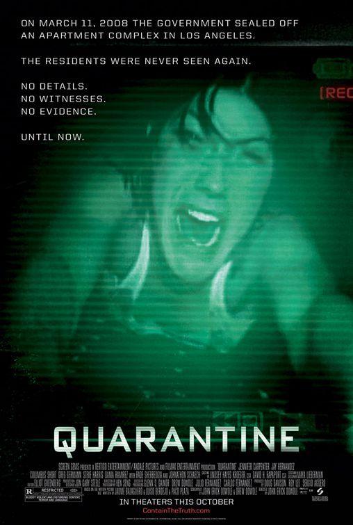 مشاهدة مشاهدة فيلم Quarantine 2008 مترجم