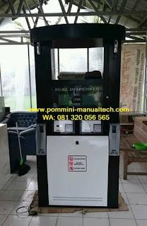 pom mini gear pump