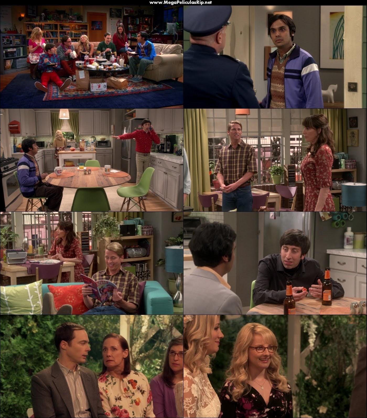 The Big Bang Theory Temporada 10 1080p Latino