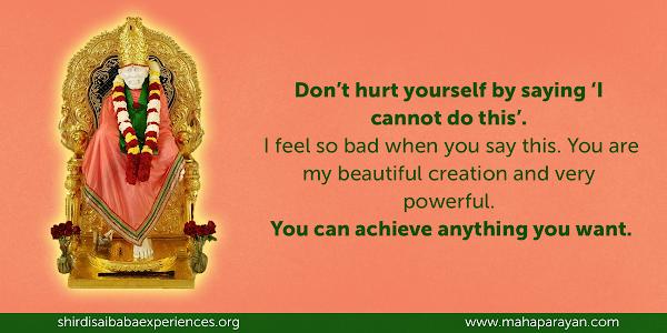 Shirdi Sai Baba Blessings - Experiences Part 2883