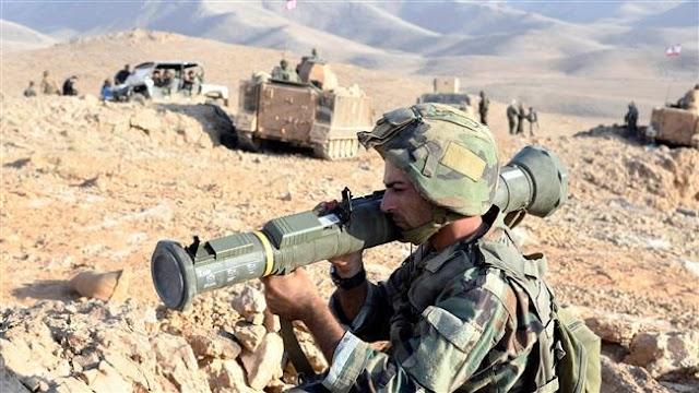 Lebanese army launches anti-terror operation near Syrian border