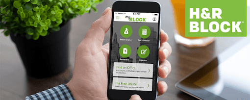 H&R Block Mobile Tax Apps and Tools Download