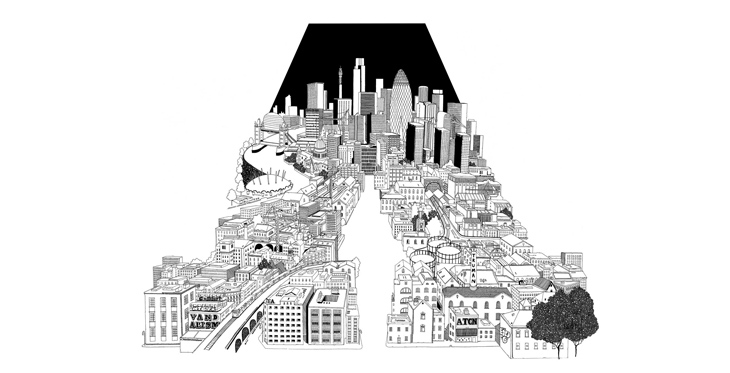 Chris Dent - Illustration Portfolio - Tribe Called Quest