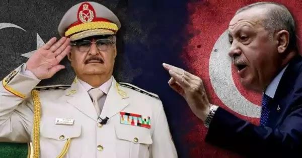 Χαφτάρ σε Ρ.Τ.Ερντογάν: «Η Λιβύη θα γίνει ο τάφος των μισθοφόρων σου - Πλησιάζει η απελευθέρωση της Τρίπολης»