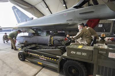 RAF Typhoon Storm Shadow Daesh