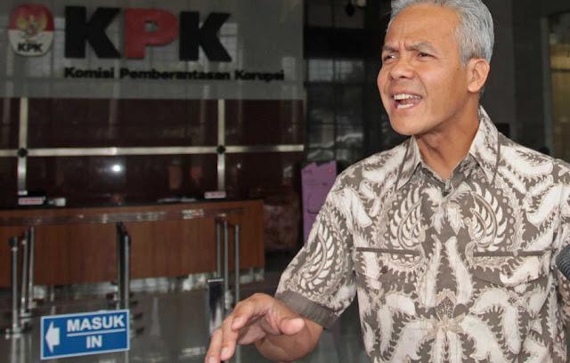 Gubernur Jateng Minta ASN Simpatisan Gerakan Khilafah Mengundurkan Diri