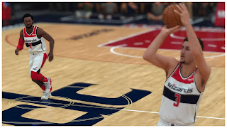 NBA 2K19 Wizards Rebuild