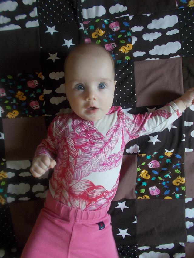 vauvan kehitys 5kk