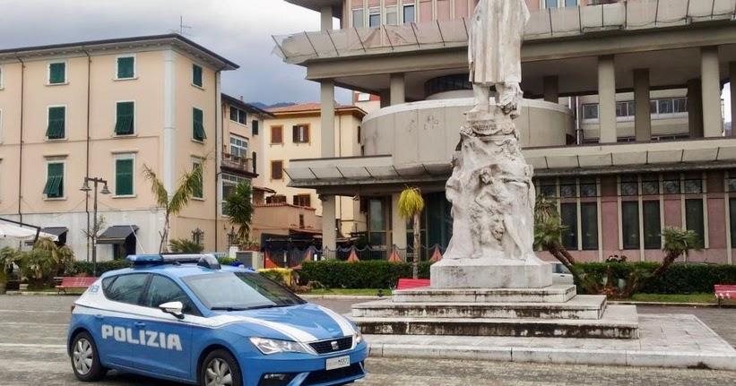 Carrara – Rubano TV 65 pollici all'Istituto Superiore Zaccagna: denunciati e refurtiva restituita in meno di 12 ore dall…