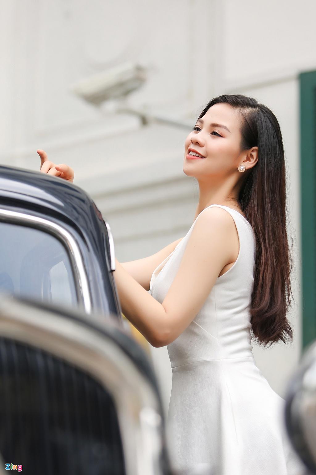 Nữ sinh 10X giảm 17 kg để thi Hoa hậu Việt Nam