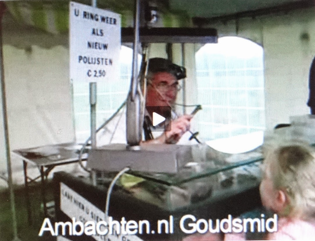 Demonstratie Goudsmeden