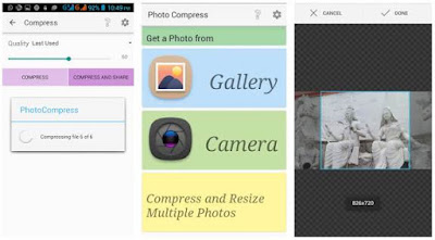 Tiga Aplikasi untuk Kompress Ukuran Foto tanpa Mengurangi Kwalitas-nya