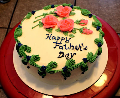 Happy Father's Day 2017 Cakes Designs