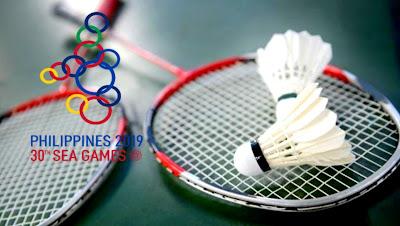 Keputusan Badminton Sukan SEA 2019 Malaysia (Jadual)