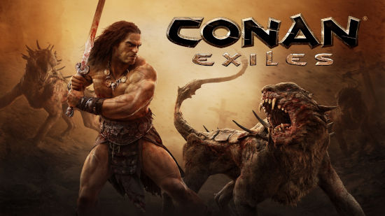 Conan Exiles 2018 - Titre - Fond d'écran en Full HD 1080p