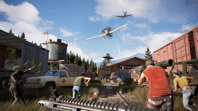 Читы для Far Cry 5 — бесконечные деньги, бессмертие, оружие и другое