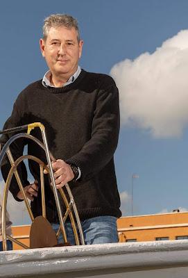 Pepe Martínez, fundador y CEO de Pescaturismo Spain