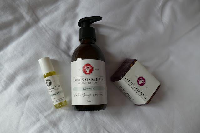 Kairos Originals review, Kairos Originals etsy, natural organic skincare brands uk, natural body washes brand