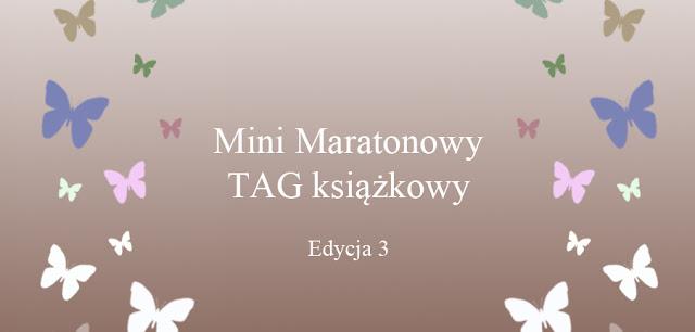 Mini Maratonowy TAG książkowy v3