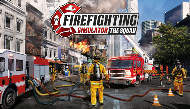 Firefighting Simulator - The Squad won't start, crashes - solution to any technical and gameplay problems.
