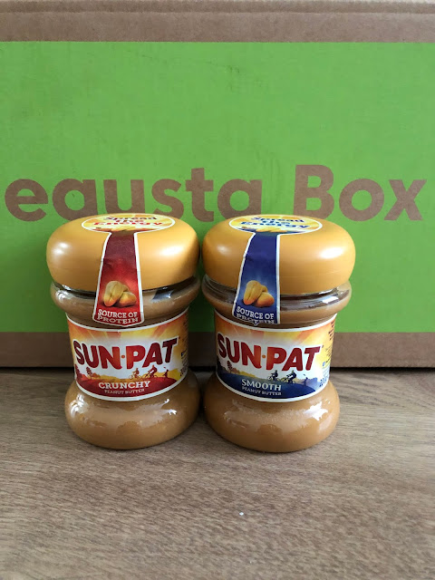 Sunpat Crunchy or Smooth Peanut Butter crunchy and smooth