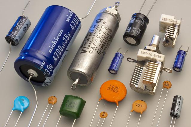 Elektronika dasar mengetahui apa itu capasitor