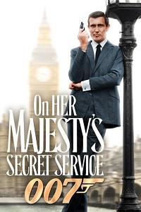 Watch 007: On Her Majesty's Secret Service Online Free in HD