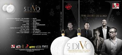 Natal Kasih Terindah - 5 Divo