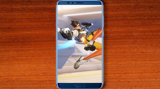 Overwatch - Tracer Tir - FHD pour Mobile