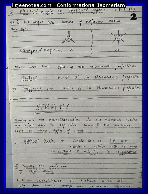 Conformational Isomerism2