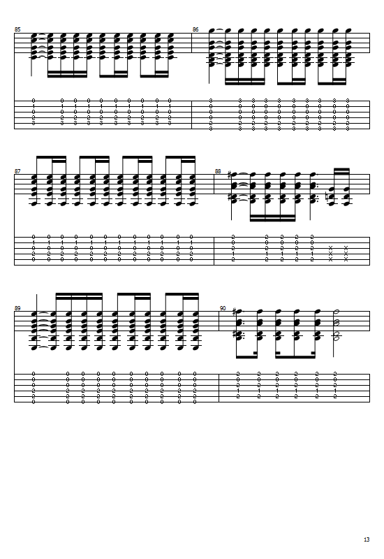 "Eagles - Hotel California Free Tabs & Sheet Music - How to Play "" Hotel California "" by Eagles on Guitar .Free Online Guitar Lessons / Chords"