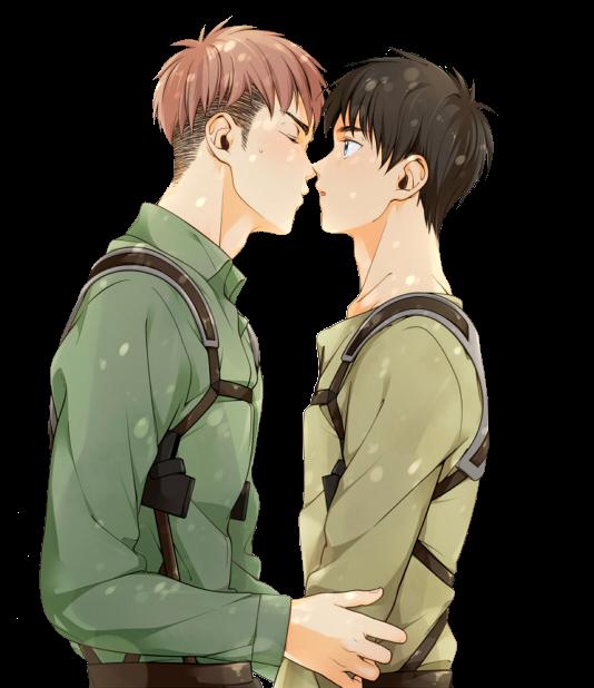 Jean & Eren [SHINGEKI NO KYOJIN]