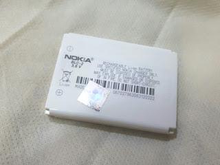 Baterai Nokia BLC-2 BLC2 Original 100% Nokia 3310 3315 3350