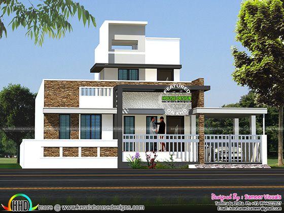 1740 sq-ft house plan