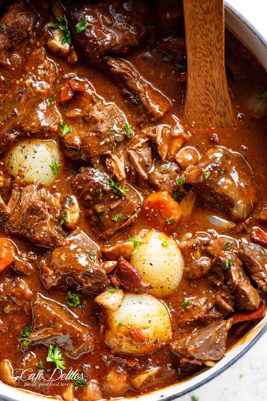 Beef Bourguignon #dinner #familyfood #beef #healthylunch #yummy