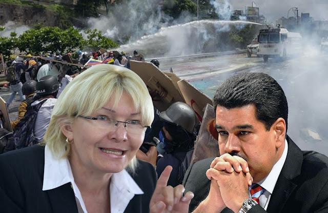 Fiscal abre un nuevo y peligroso frente al régimen de Nicolás Maduro