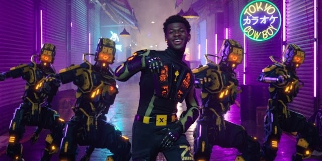 "Watch Lil Nas X's ""Panini"" Video"
