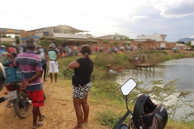 Chapada: Homem morre afogado na lagoa da estocada em Livramento